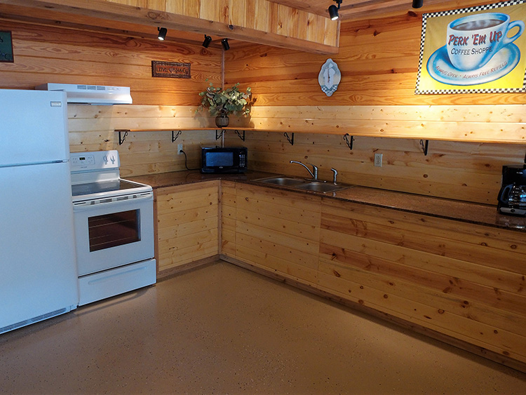 river lodge cabin 1 kitchen 750x563