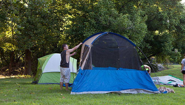 Primitive Tent C&ing & River Ranch Campground - Camping River - River Ranch Camping - River ...