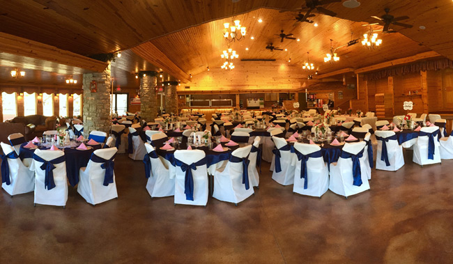 wedding reception 650x370
